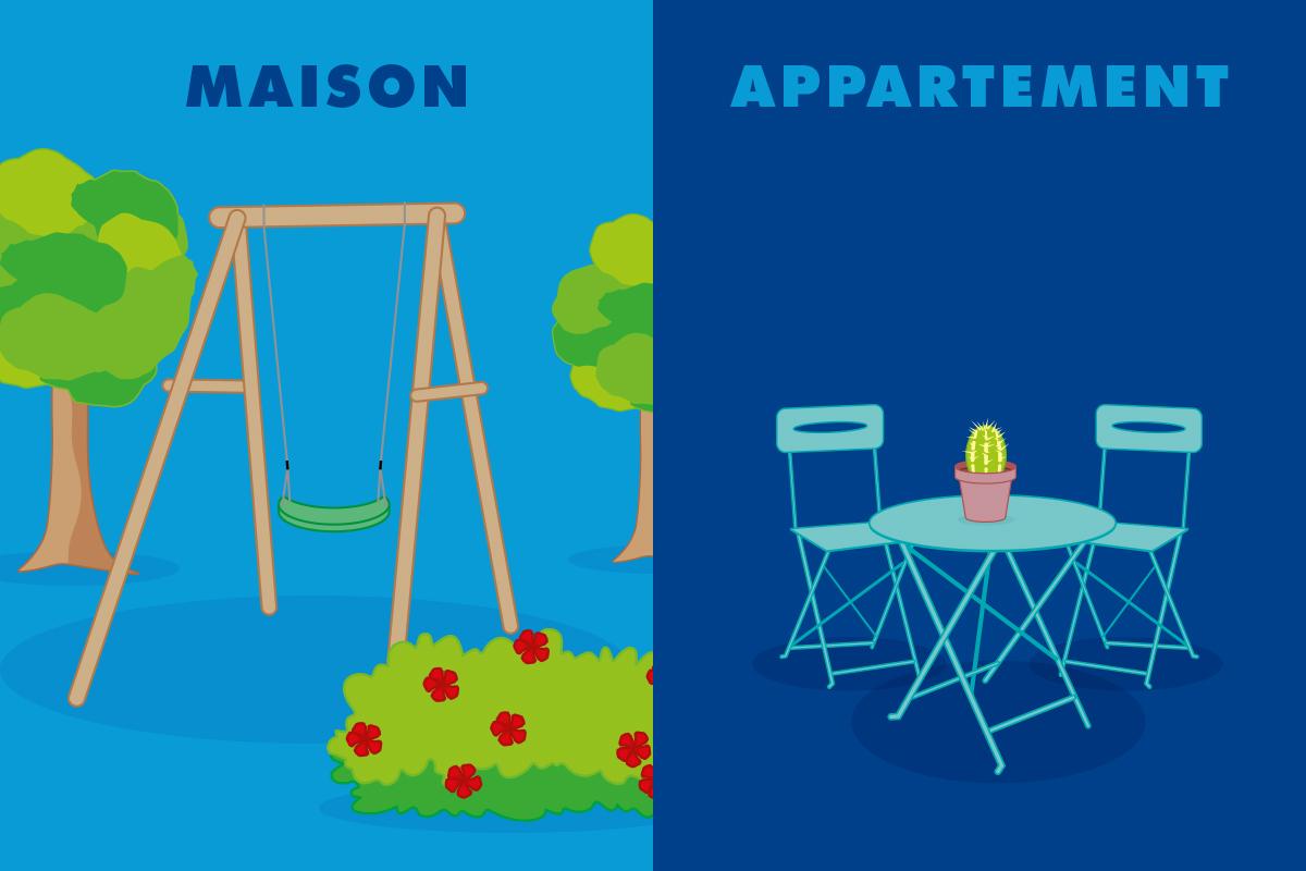 Vivre En Appartement Ou En Maison vivre en maison vs vivre en appartement | achat ⇔ laforêt